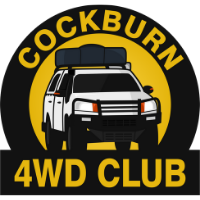 Cockburn 4WD Club Logo