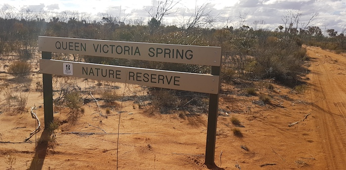 Most of the Nature Reserve was burnt out in May 2019.