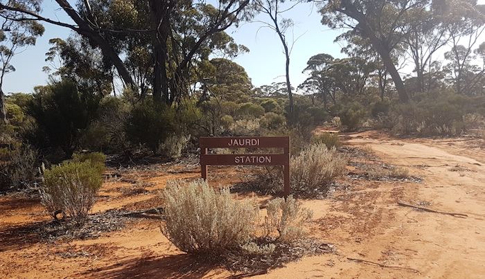 Juardi Station, a former sheep station, was purchased by DEC in 1989 and is a proposed conservation park.