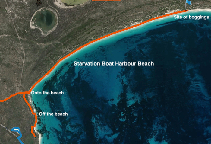 STARVATION BOAT HARBOUR BEACH